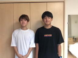 遠島歩&齋藤明人さん